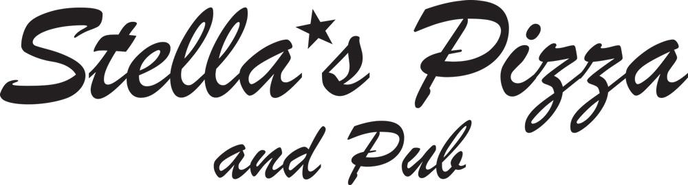 stella's pizza logo